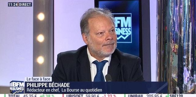 """Philippe Béchade: """"Tremblement de Terre au Mexique + Déclaration tonitruante de Trump = Aucune réaction des marchés"""""""