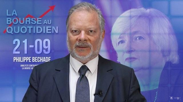 Philippe Béchade: Séance du Jeudi 21 Septembre 2017: « L