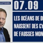 """Philippe Béchade: Séance du 07/09/17: """"Les océans de dettes naissent des cyclones de fausses monnaies …"""""""