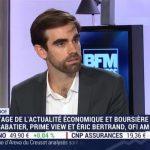 """Pierre Sabatier: """"L'économie chinoise est assez obscure quant à la qualité des chiffres qu'elle nous fournit"""""""