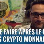 Thami Kabbaj: Que faire après le Krach des crypto monnaies ?