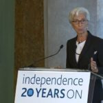 Christine Lagarde (FMI) veut anticiper la prochaine crise sur les marchés