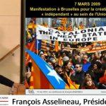 François Asselineau: Les Catalans et leur bien étrange indépendance