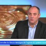 Delamarche: Les gens ont peur que le système s'effondre du fait de la planche à billets et se ruent sur le Bitcoin