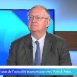 """Patrick Artus: """"Je m'inquiète que les marchés ne réagissent plus aux mauvaises nouvelles !"""""""