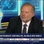 Philippe Béchade: «ATTENTION.. Le Bitcoin n'a aucune existence physique, ça peut valoir absolument n'importe quoi !»