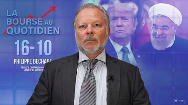 Philippe Béchade: Séance du Lundi 16 Octobre 2017: « qu