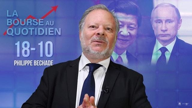 Philippe Béchade: Séance du Mercredi 18 Octobre 2017: « Crypto Prohibition »