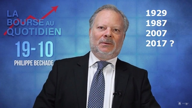 Philippe Béchade: Séance du Jeudi 19 Octobre 2017: « 30 ans d