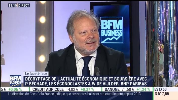 """Philippe Béchade: Marchés: """"Les banques centrales ne peuvent pas arrêter d"""