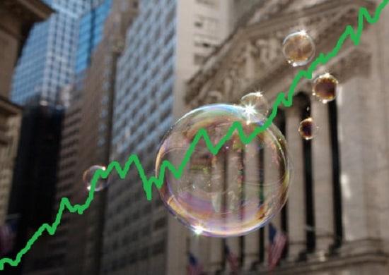 Les marchés financiers sont littéralement surévalués