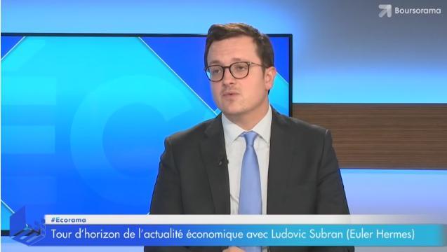 """Ludovic Subran: """"La prochaine crise ne sera pas chinoise mais américaine et elle va secouer les marchés !"""""""