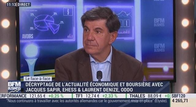 """Jacques Sapir: """"C"""