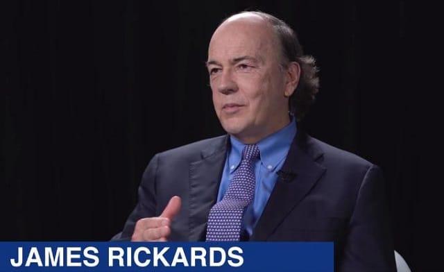 L'Or, les taux d'intérêt et les super-cycles... Avec James Rickards.