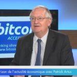 """Patrick Artus: """"Le Bitcoin va finir en crise spéculative épouvantable et certains seront ruinés !"""""""