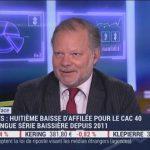 """Philippe Béchade: """"Tout va bien aux USA, on a 4.1% de taux de chômage avec 95 millions d'américains sans emploi"""""""