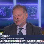 """Philippe Béchade: """"Hier, les sherpas sont venus tirer les indices à la hausse, c'est la manipulation du marché qui continue…"""""""