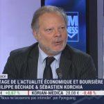 """Philippe Béchade: """"C'est du jamais vu, tous les actifs montent en même temps. Là, y a un problème !"""""""