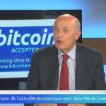 Jean-Hervé Lorenzi: «Comparer le Bitcoin à l'or est d'une stupidité absolue !»