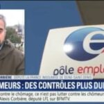 """Durcissement du contrôle des chômeurs – Alexis Corbière: """"Le seul but, c'est de rayer des gens pour dire que le chômage a reculé"""""""