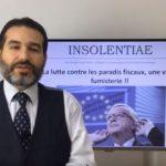 Lutte contre les paradis fiscaux: comment on vous enfume !! Explication Vidéo avec Charles Sannat