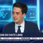 Le bitcoin en chute libre !… Le décryptage avec Nicolas Chéron.