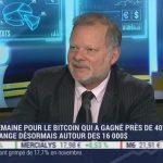 Une folle semaine pour le Bitcoin qui a gagné près de 40%… Avec Philippe Béchade