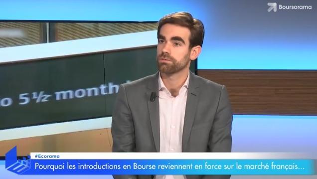 """Pierre Sabatier: """"Les marchés sont très chers par rapport à l"""