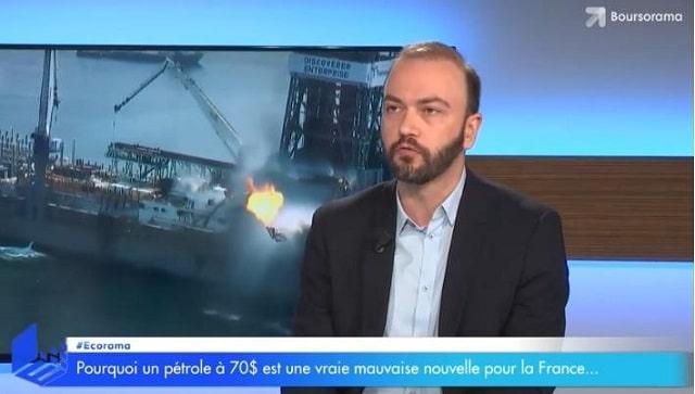 Pourquoi un pétrole à 70$ est une vraie mauvaise nouvelle pour la France...