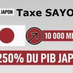 """Le Japon, pays le plus endetté au monde s'apprête à instaurer """"la taxe Sayonara"""" pour quitter le territoire"""