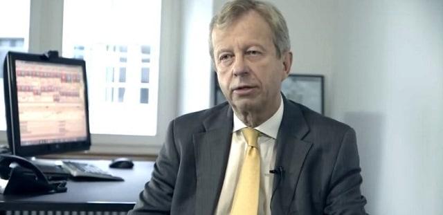 """Egon Von Greyerz: """"Les gouvernements sont en faillite, les dettes augmentent maintenant à un rythme exponentiel"""""""
