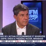 """Jacques Sapir: """"S'il n'y a pas un changement substantiel sur la répartition des revenus, on pourrait avoir un nouveau choc boursier…"""""""