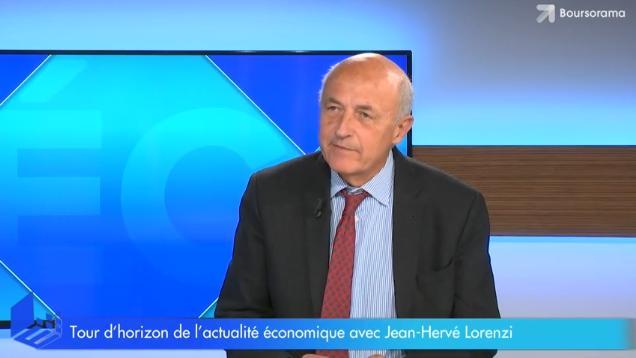 """Jean-Hervé Lorenzi: """"La rapidité de la hausse des marchés est dangereuse !"""""""