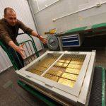 La Russie accumule d'énormes quantités d'Or ! Reportage sur les réserves d'or Russe: impressionnant !