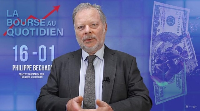 "Philippe Béchade: ""A part l"