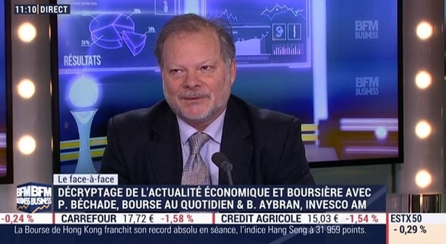 "Philippe Béchade: ""Si on voit l"