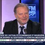 """Philippe Béchade: """"En cas de baisse, certains se demandent quoi faire pour ne pas se faire torcher avec les leviers qu'ils ont"""""""