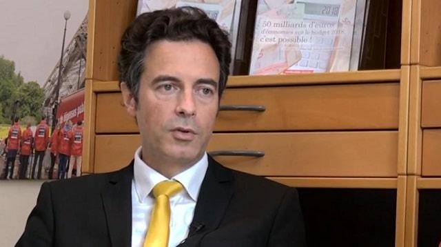 Philippe Herlin: Les banques japonaises feront faillite que les taux restent à zéro ou qu'ils remontent (étude Natixis)