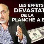 Pierre Jovanovic: les effets dévastateurs de la planche à billets…