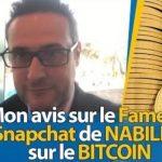 Thami kabbaj: Mon avis sur le Fameux Snapchat de #NABILLA sur le BITCOIN