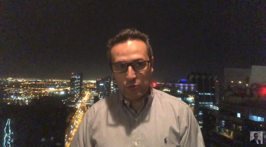 """Thami Kabbaj: Bitcoin: """"On flirte avec des plus bas. Si on les casse, ça peut effectivement faire très mal !"""""""
