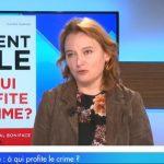 "Sylvie Matelly: ""La mondialisation c'est toujours plus d'argent, donc toujours plus d'argent sale !"""