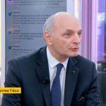 """Didier Migaud: """"La France est dans une situation financière, budgétaire plus dégradée que la quasi-totalité des pays de la zone euro"""""""
