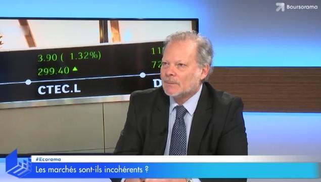 Les marchés sont-ils incohérents ?... Avec Philippe Béchade
