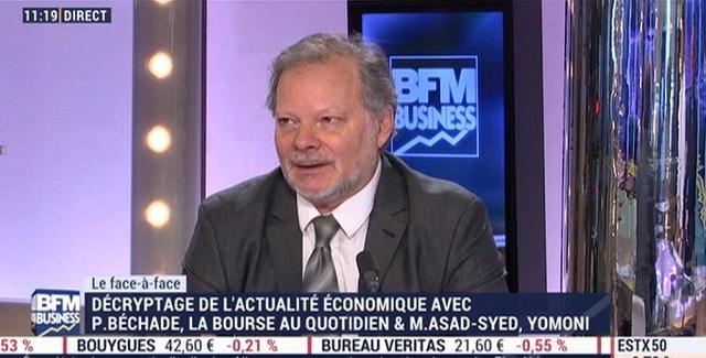 """Philippe Béchade: USA: """"Tous les niveaux d"""