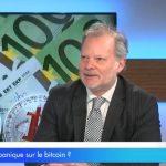 Début de panique sur le bitcoin ?… Avec Philippe Béchade