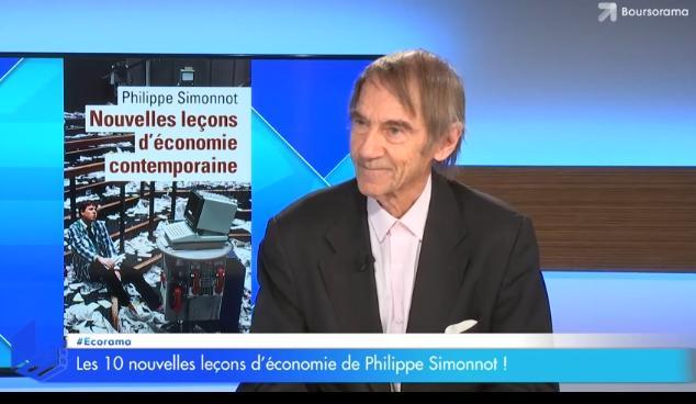 """Philippe Simonnot: """"Les économistes ne peuvent rien prévoir et se trompent tout le temps !"""""""