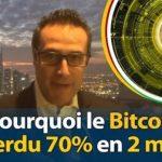 """Thami Kabbaj: """"Pourquoi le Bitcoin a perdu 70% en 2 mois ?"""""""