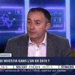 Pourquoi investir dans l'or en 2018 ?… Avec Jean-François Faure, fondateur d'auCoffre.com