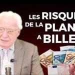 Charles Gave: Les risques de la planche à billets